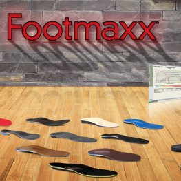 footmaxx orthotic products