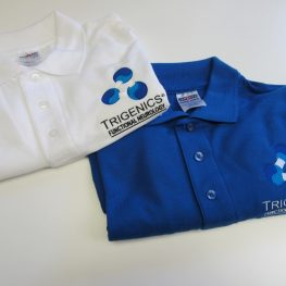 Trigenics Polo Shirts