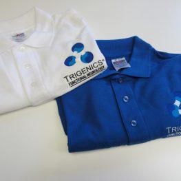 Trigenics Polo Shirts